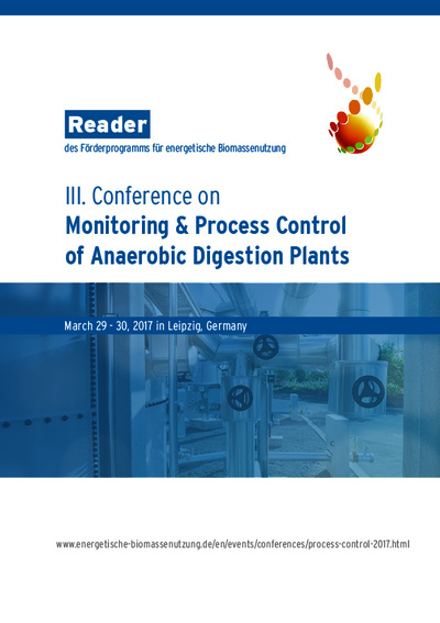 Conference-Reader III. CMP Conference on Monitoring & Process Control of Anaerobic Digestion Plants, DBFZ