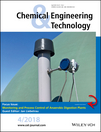 Cover des Journals Chemical Engineering Technolology 4/2018 (Copyright: CET, Photo: Torsten Reinelt, DBFZ)