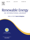 Cover Journal Renewable Energy (Copyright: Renewable Energy)